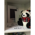 Gifts from Chengdu...