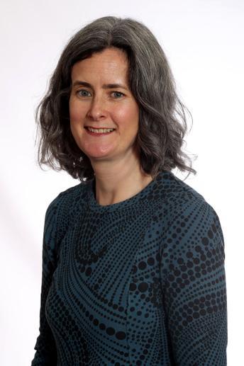 Miss Grant, Assistant Head Teacher, EYFS & KS1 Lead