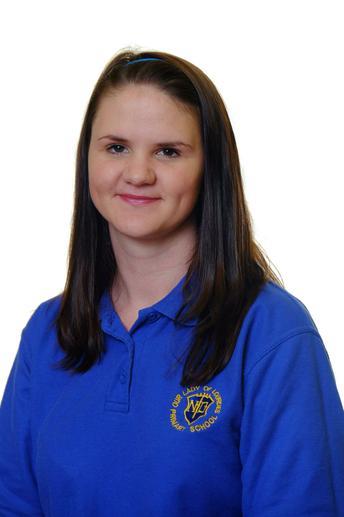 Mrs Kemp, Teaching Assistant (BA), ASC Manager