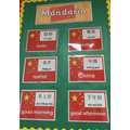 Year 3 Mandarin...