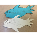 Promises on fish, to be presented in assembly.