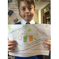 ST Patrick Confirmation Project -well done!