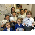 Most improved attenders!