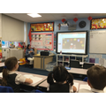 Mandarin in Year 4 with Miss Zhang