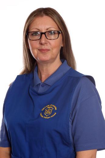 Mrs Ruane, Lunchtime Supervisor