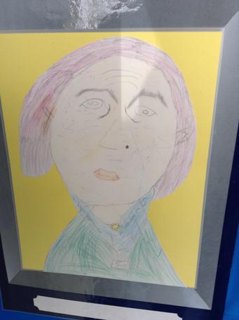 Mrs Byrne (Y6 LSA)