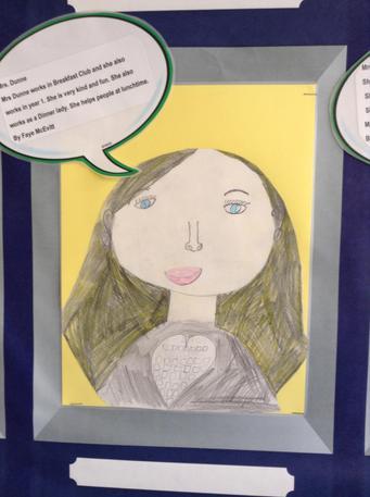Mrs Dunne (Y1 LSA)