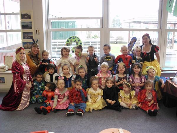 World Book Day March 2014