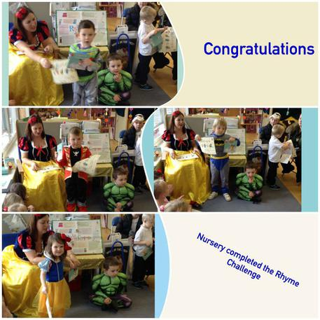 Wow!!!! Look at our certificates.