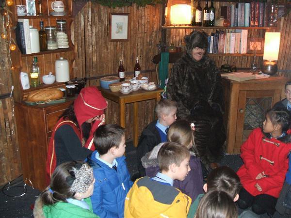 The Beaver's House Narnia