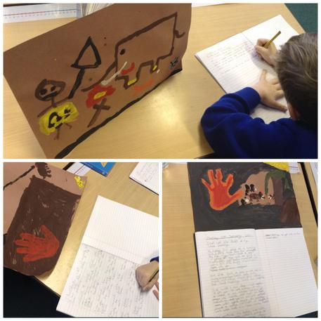 Stone Age painting settings!