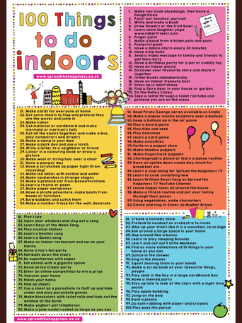 Fabulous ideas for indoors!