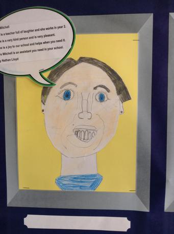 Mrs Mitchell (Y2 LSA)