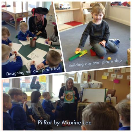 Maxine Lee (local author) visits nursery 📚😊�