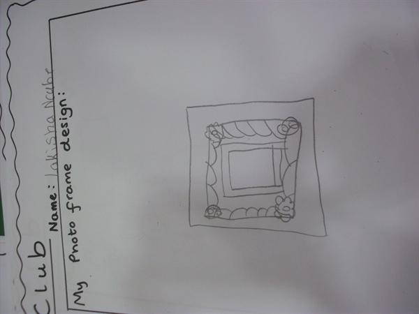 Designing our Photo Frame