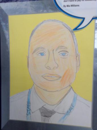 Mr Burke (Head teacher) Safeguarding Lead.