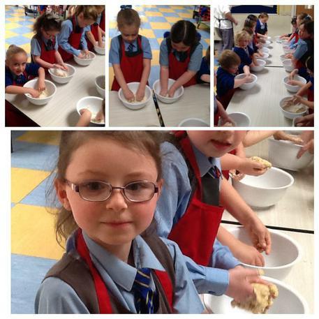 KS1 cookery club- making pizzas🍕