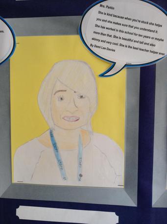 Mrs Parkin (Y3 LSA)