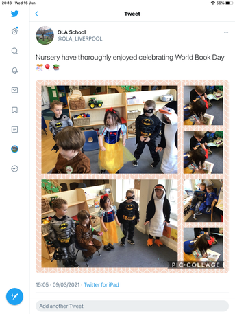 World Book Day - BoW
