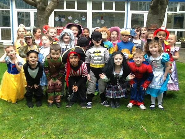World Book Day - Guess which books we like best!