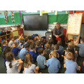 We loved our 'Q & A' with Deacon Sean...