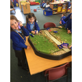 We made the garden at Gethsemane...