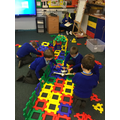 ...and we've especially loved working collaboratively and playing together!