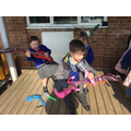 We've loved the inflatable musical instruments...