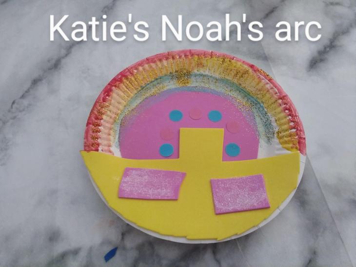 Katie A: Noah's Ark