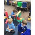 This week, we have been building and creating.