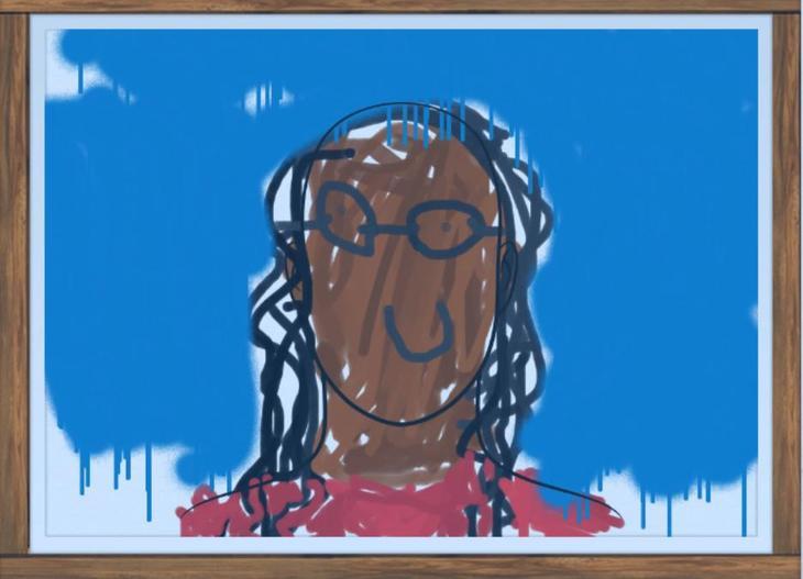 Katie D digital art