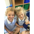 Our caterpillars arrived!