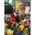 Today, Mrs Ashcroft read us a story...