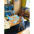 We continued to add features to our 'beach scenes'...