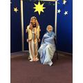 We must got to Bethlehem said Joseph