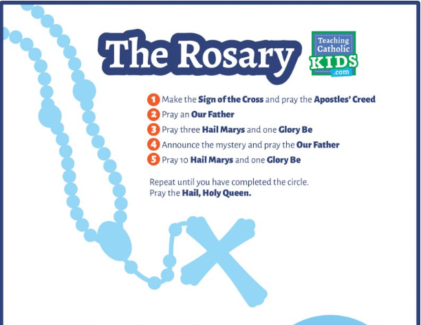 The Little Rosary