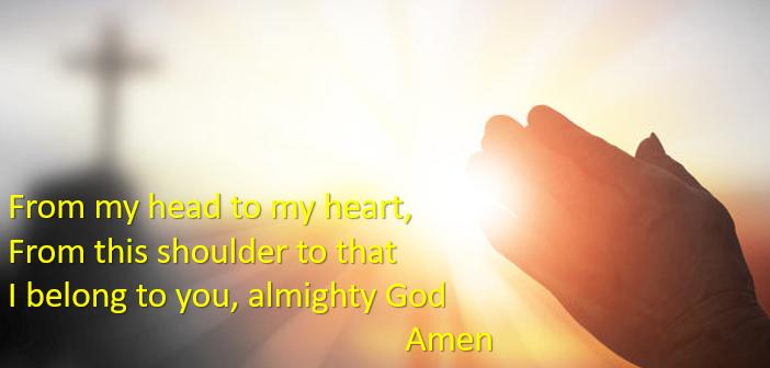 Dedication Prayer