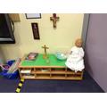 Prayer Table