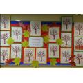 Seasonal Trees - Autrumn