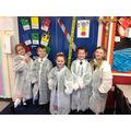 Our second set of scientists!