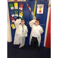 Our final two scientists!