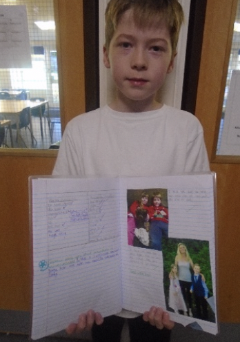 Year 5 - Work I am most proud of