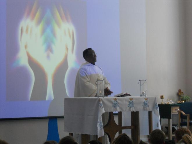 Beginning of the Academic Year Mass