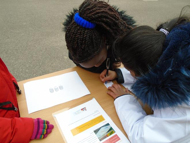 KS1 Lunchtime Science activities