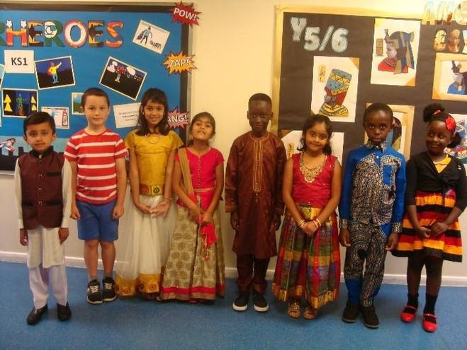 Humanities Day - Celebrate our traditional dress