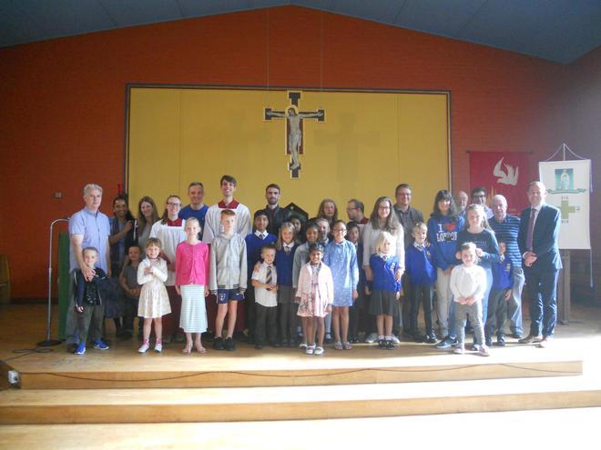 Past & present pupils & parents, Education Sunday