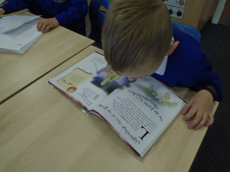 KS1 Science Research