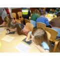 Using slate as a writing tool