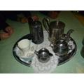 Tea for the Ladiesmaid