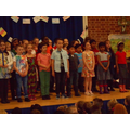 We sang a song from 'Pocahontas'.